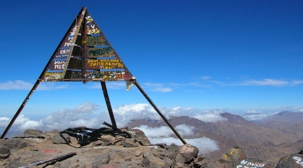 DAY 4 - TOUBKAL BASE CAMP - Breakfast / Lunch / Dinner Included